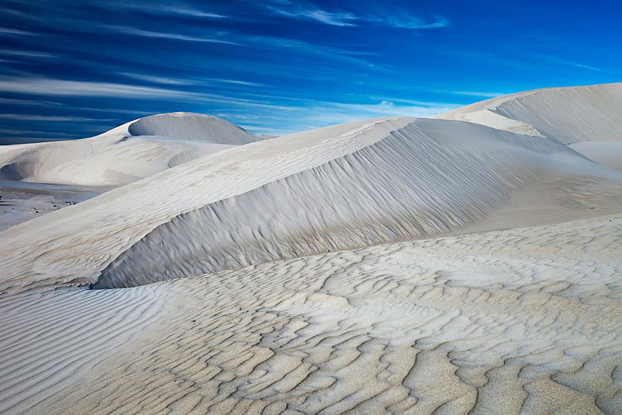 Cervantes dunes, WA.