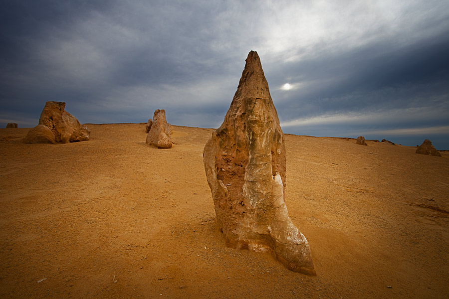 Cervantes Pinnacles, Western Australia.