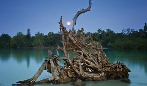 Port Vila lagoon