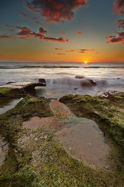 Cottesloe Beach reef Western Australia