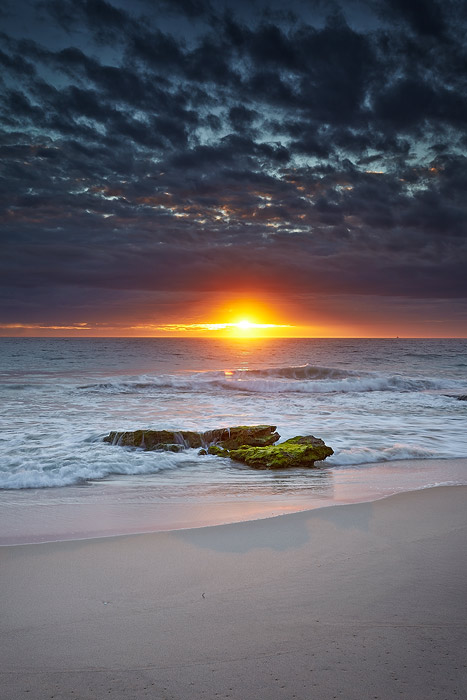 Sunset at Cottesloe Beach, Western Australia