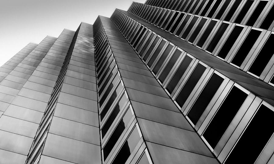 Perth CBD Allendale Square building, Western Australia