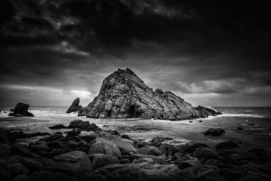 Sugarloaf Rock, near Cape Leeuwin WA